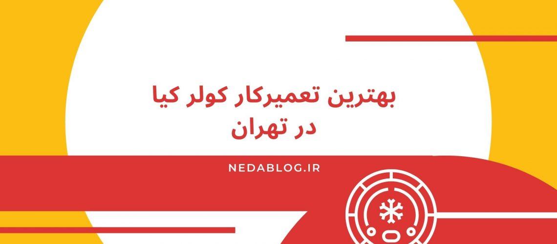 بهترین تعمیرکار کولر کیا در تهران